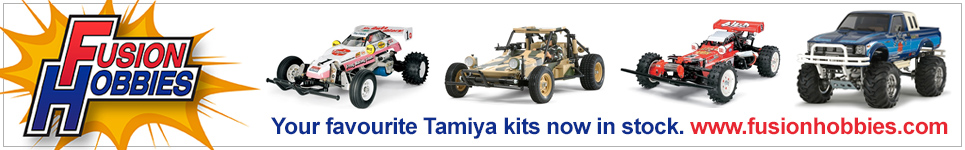 Click here to visit Fusion Hobbies - All your Tamiya favourites in stock